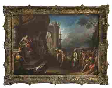 Sebastiano Ricci (1659-1754) Attribution