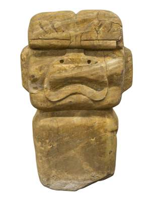 Late 17th Century South American Sculpture