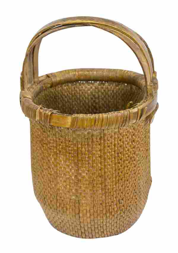 Chinese Carrying Basket