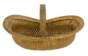 Chinese Woven Basket