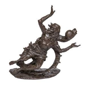 Laszlo Ispanky (1920-2010) Bronze (New York)