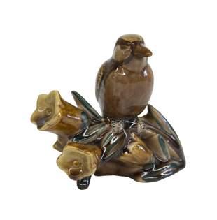 Rookwood Pottery Bird 6837, Furukawa