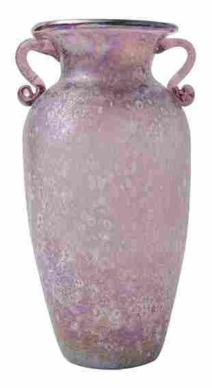 Barovier Seguso Ferro (Attribution) Vase