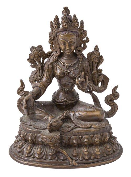 Tibetan Sculptures & Carvings
