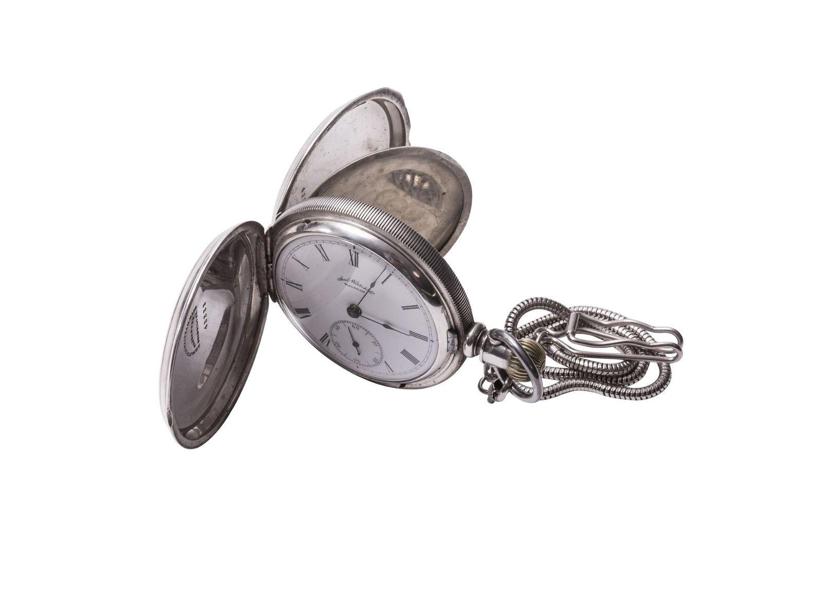 Antique American Watch Co. Pocket Watch