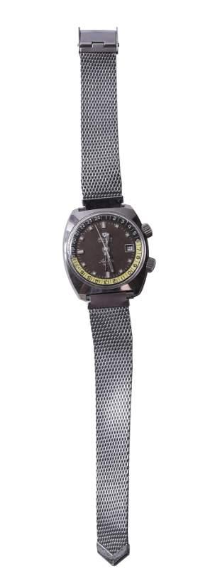 Gentleman's Nivada GMT Wrist Watch