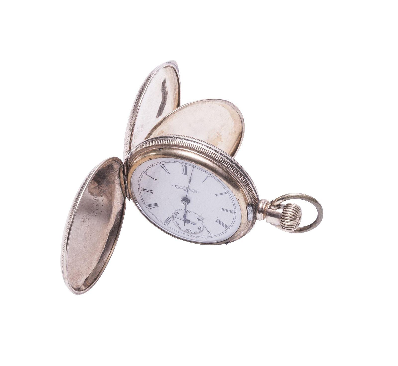 Ladies Antique Pocket Watch