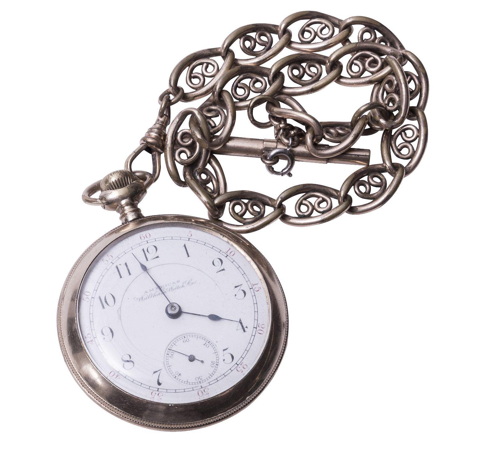 Waltham Watch Co. Pocket Watch