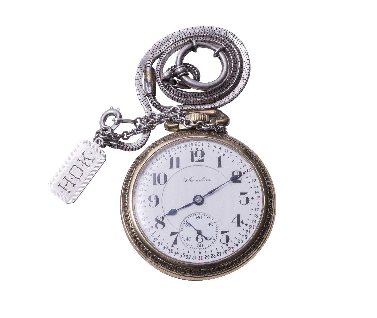Hamilton Railroad Pocket Watch
