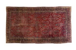 Palace Size Sarouk Oriental Rug