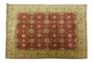 Contemporary Oushak Oriental Rug