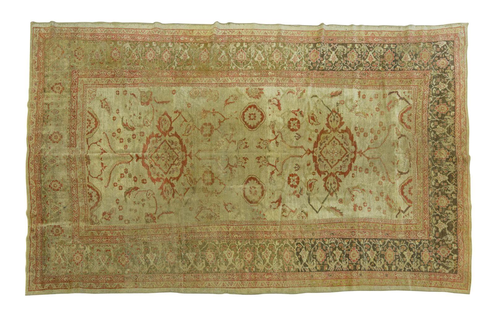 Oushak Oriental Rug