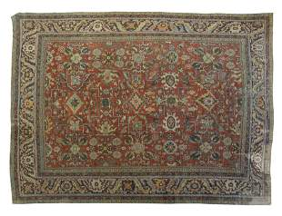 Tabriz Palace Rug