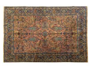 Manchester Kashan Oriental Rug