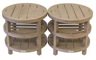 Janus et Cie Arbor Side Tables