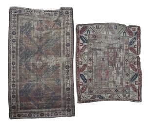 Two Caucasian Oriental Rugs