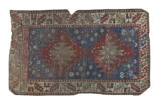 19th Century Caucasian Oriental Rug