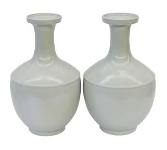 Chinese Celedon Vases