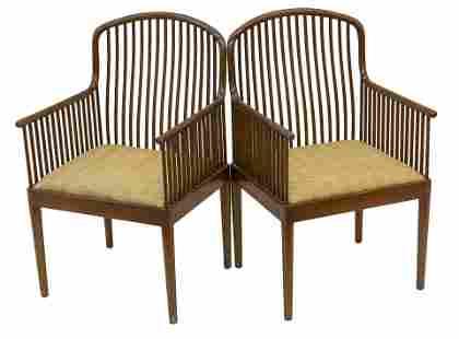 Davis Allen Exeter Arm Chairs