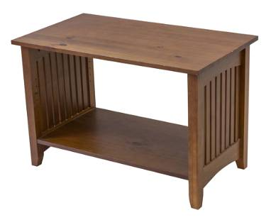 Jake C. Harvay Arts & Crafts Style Coffee Table