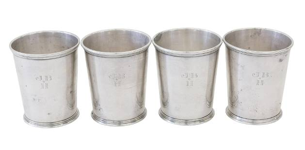 S. Kirk & Sons Sterling Mint Julep Cup
