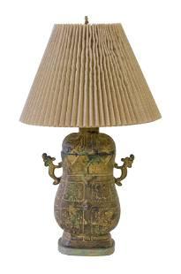 Bronze Frederick Cooper Table Lamp