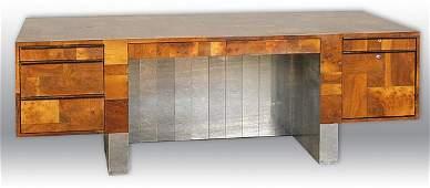 Paul Evans Cityscape Executive Desk