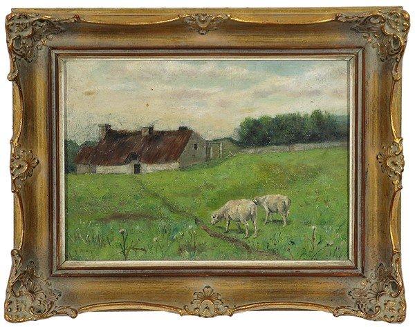 7: Oil, William Otis Jr Swett (1859 - 1938)