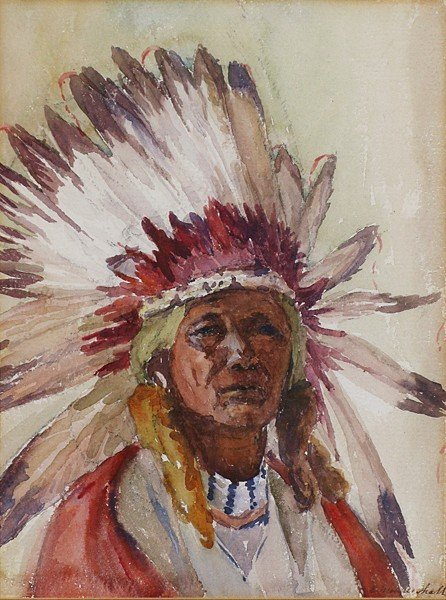 9: Watercolor, Emma Mendenhall