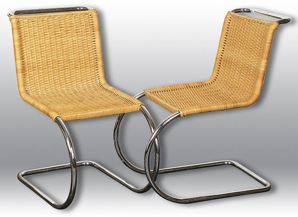 11: Mies van der Rohe Chairs