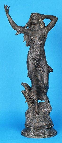 16: Speltzer Statue, after Perron