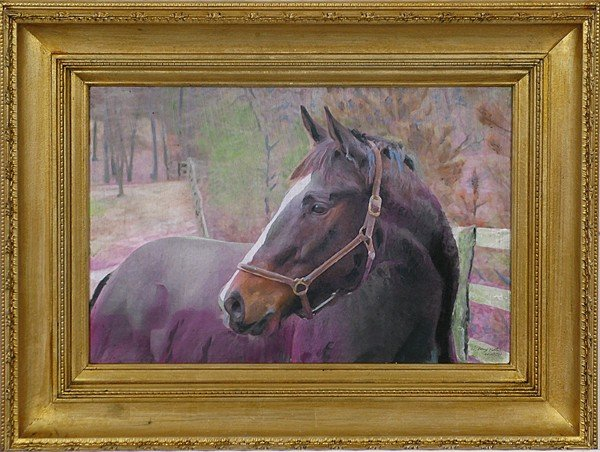 1: Barry Koster Oil