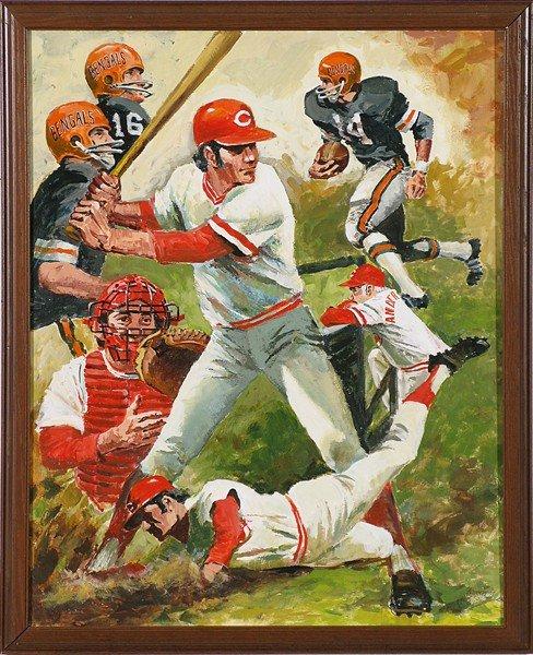 4: Cincinnati Sports Oil