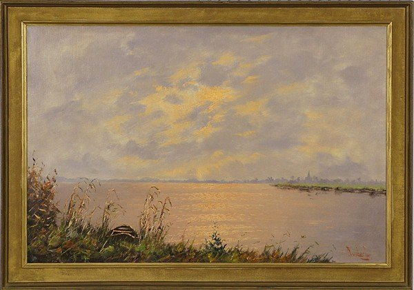 9: Overbeck, Oil