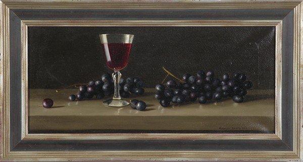 10: Randolph Brooks, Oil