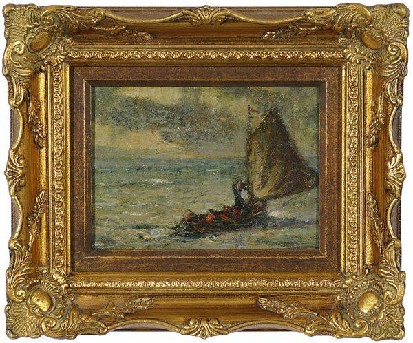 1: Ship - Oil