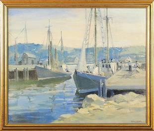George Dinekel - Oil