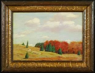 Andrew Thomas Schwartz - Oil