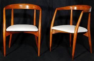 Danish Arm Chairs (2)