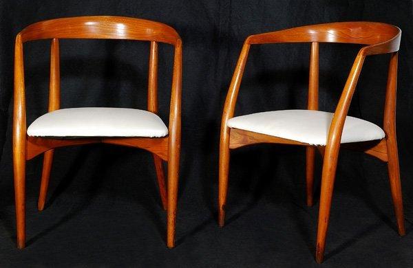 21: Danish Arm Chairs (2)