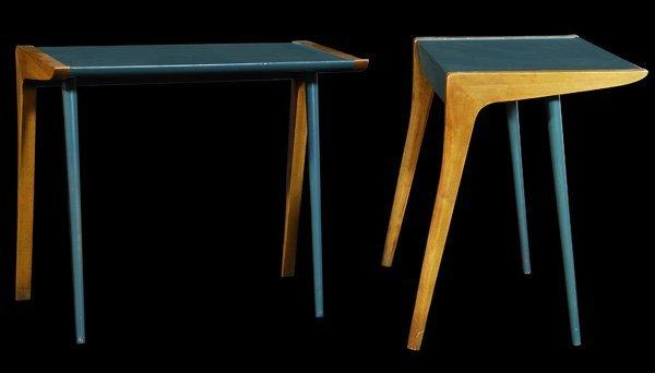 23: John Van Koert Drexel Tables