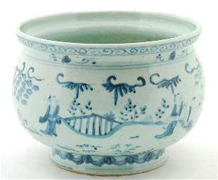 Canton Planter - Early 20th C.