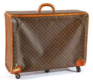 Large Louis Vuitton Suitcase