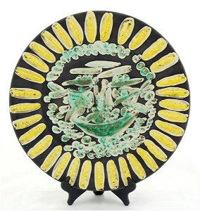 217: Pablo Picasso Plate
