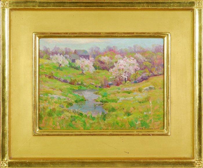 3: Alice R Hartwick - Oil