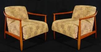 24: Ib Kofod-Larsen (Attribution) Chairs