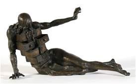210 Salvador Dali Bronze