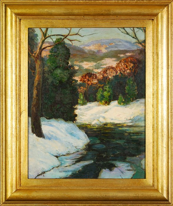 Oil Creek, Snow
