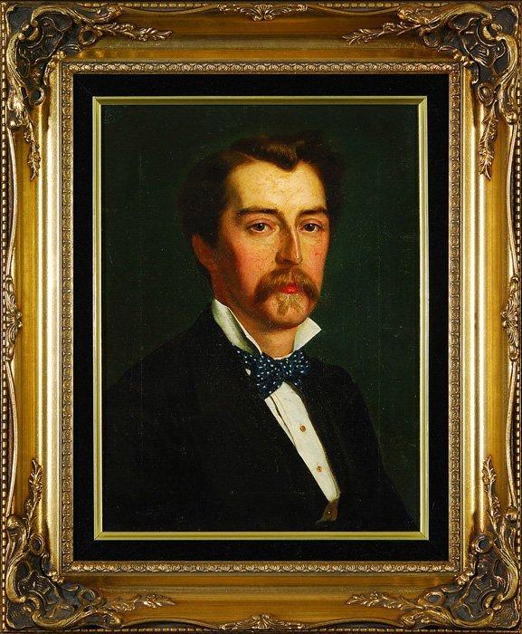 19th c Portrait