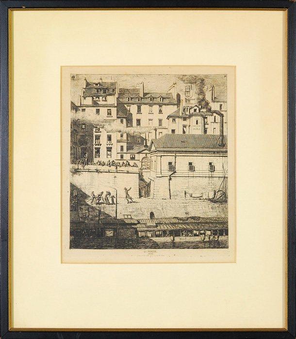 Charles Meryon, 1821-1868